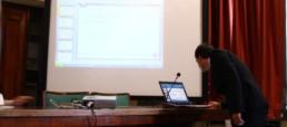 Discussione della tesi di laurea magistrale in ingegneria delle telecomunicazioni a Pisa